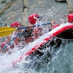 Idaho Luxury Whitewater Rafting